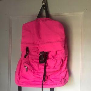 Mossimo Neon Pink Backpack
